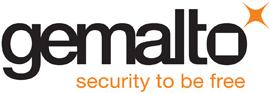 GEMALTO Leader Mondial de la sécurité Numérique Logo