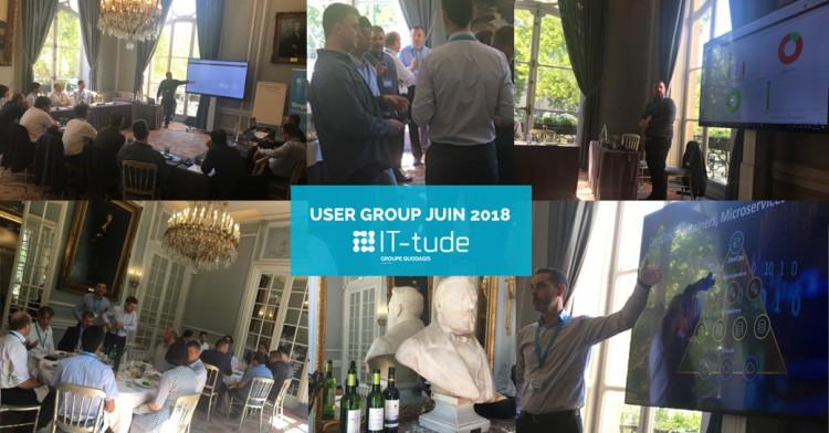 User Group IT-tude BMC 26 juin